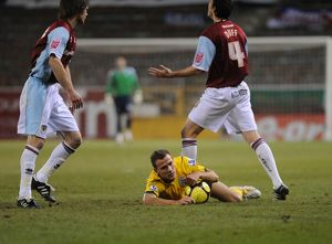 <b>Burnley v Albion, FA Cup Round 4 Replay, 3 February 2009</b><br>Selection of 16 items