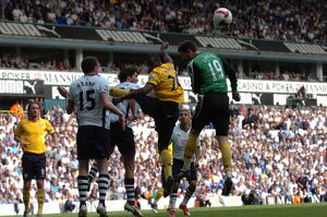 <b>Tottenham Hotspur v Albion, 2 May 2009</b><br>Selection of 13 items