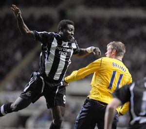 <b>Newcastle United v Albion, 28 October 2008</b><br>Selection of 14 items