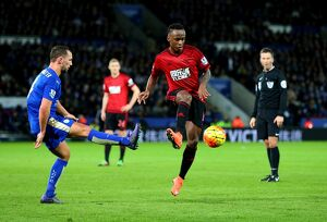 Soccer - Barclays Premier League - Leicester City v West Bromwich Albion