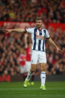 SOCCER : Barclays Premier League - Manchester Untied v West Bromwich Albion