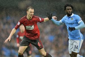 SOCCER - Barclays Premier League - Manchester City v West Bromwich Albion