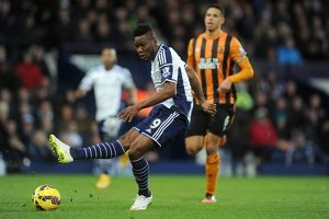 Soccer - Barclays Premier League - West Bromwich Albion v Hull City