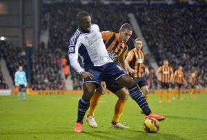 Soccer : Barclays Premier League - West Bromwich Albion v Hull City