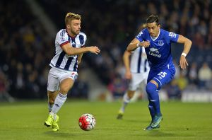 SOCCER - Barclays Premier League - West Bromwich Albion v Everton