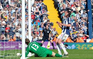 Soccer : Barclays Premier League - West Bromwich Albion v Manchester United