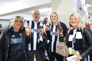SOCCER : English Premier League - West Bromwich Albion v Everton
