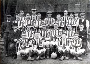 Team group 1907/08