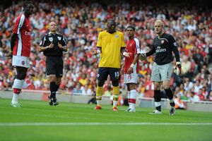 <b>Arsenal v Albion, 16 August 2008</b><br>Selection of 18 items