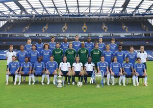 <b>Team Photographs</b><br>Selection of 11 items