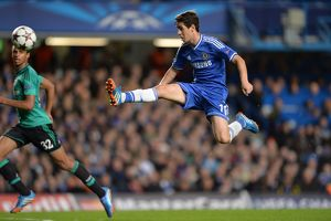 Soccer - UEFA Champions League - Group E - Chelsea v Schalke 04 - Stamford Bridge