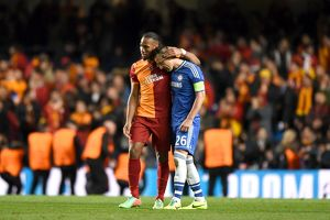 Soccer - UEFA Champions League - Round of 16 - Second Leg - Chelsea v Galatasaray