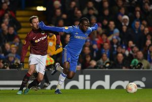 Soccer - UEFA Europa League - Round of 16 - Second Leg - Chelsea v Sparta Prague
